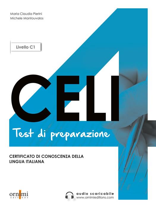 CELI 4, тестове по италиански език за сертификат CELI, ниво C1