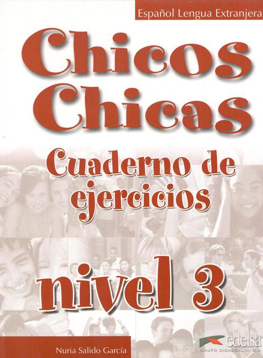 Chicos Y Chicas 3, учебна тетрадка