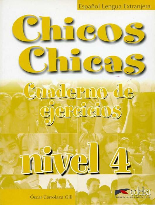 Chicos Y Chicas 4, учебна тетрадка
