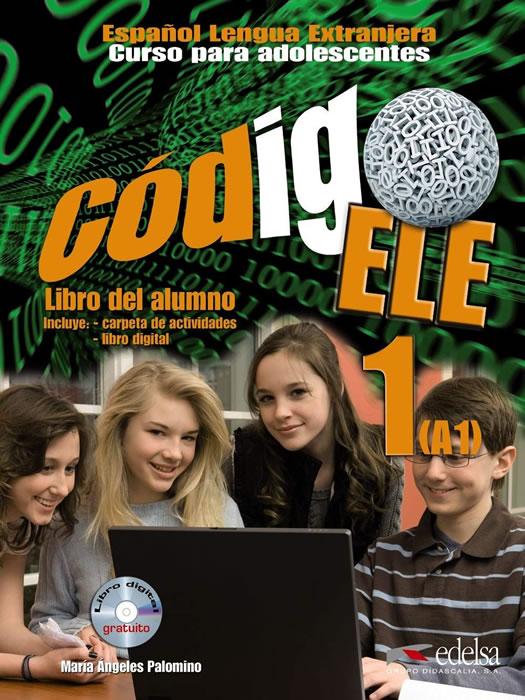 Codigo Ele 1 , учебник, ниво А1 + CD