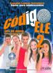 Codigo Ele 2, учебник, ниво А2 + CD