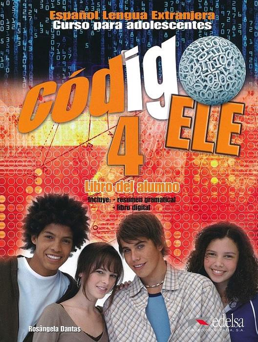 Codigo Ele 4, учебник, ниво В2