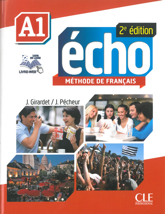 Écho - Niveau A1 - Livre de l'élève + DVD