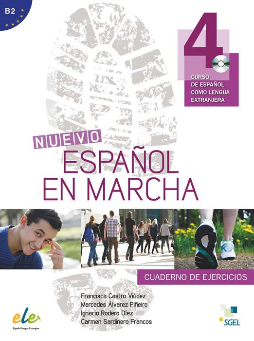 Nuevo Español en marcha 4: Cuaderno De Ejercicios