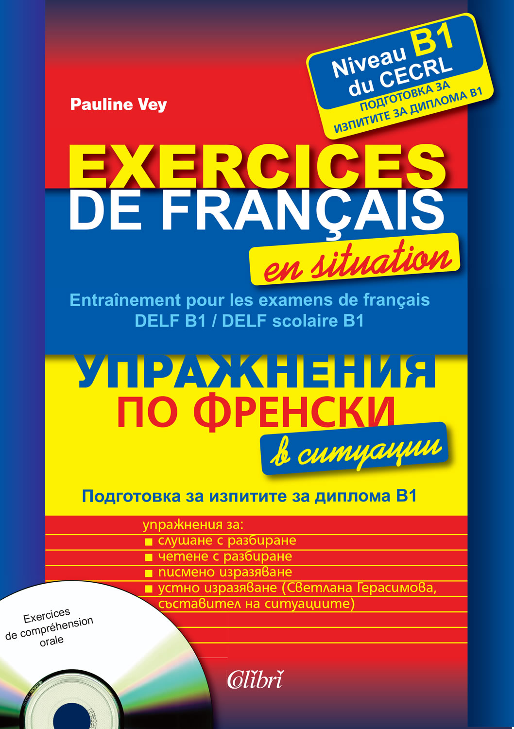 Exercices de français en situation (Niveau B1 du CECRL) from — book