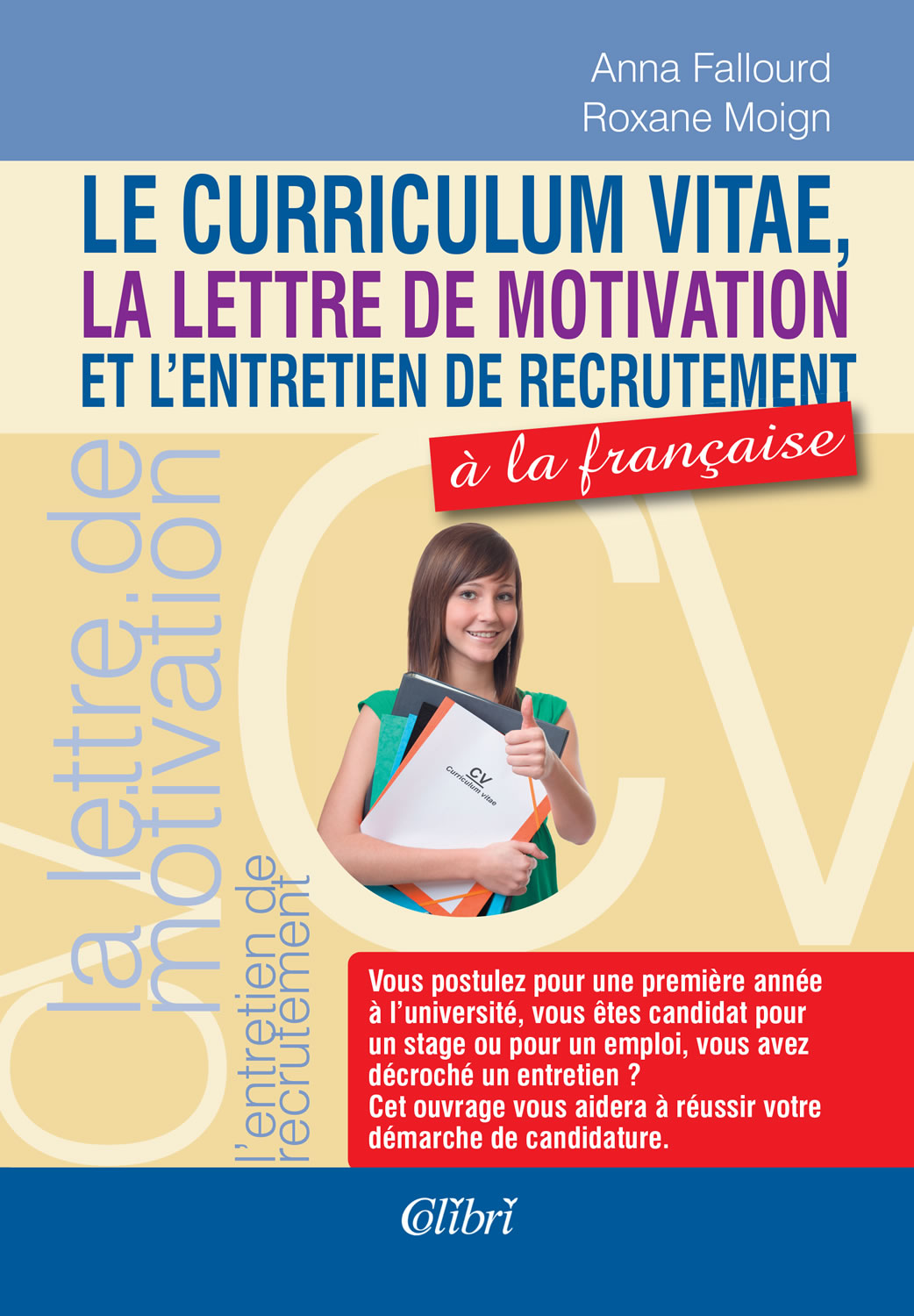 french cover letter lettre de motivation