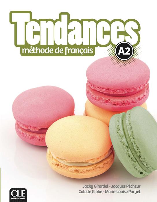 Tendances - Niveau A2 - Livre de l'élève + DVD