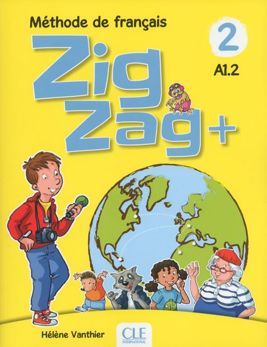 ZigZag 2 - Niveau A1.2 - Livre