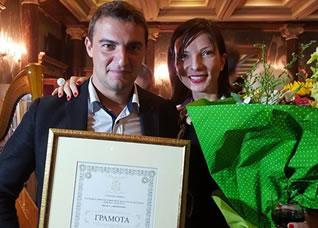 Александър Шпатов спечели Наградата за литература на Столична община