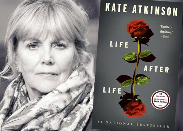 """Кейт Аткинсън с награда """"Коста"""" за трети път!"""
