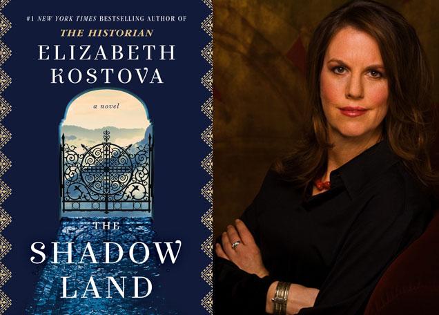 """Колибри"" издава ""The Shadow Land"" на Елизабет Костова"