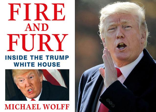 """""""Колибри"""" издава """"Fire and Fury: Inside the Trump White House"""""""