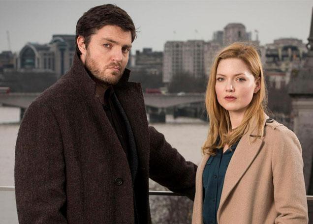 ТВ сериалът за Корморан Страйк тръгва в САЩ през юни