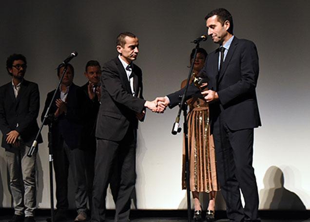 """""""Ще се видим там горе"""" грабна наградата на CineLibri 2018"""