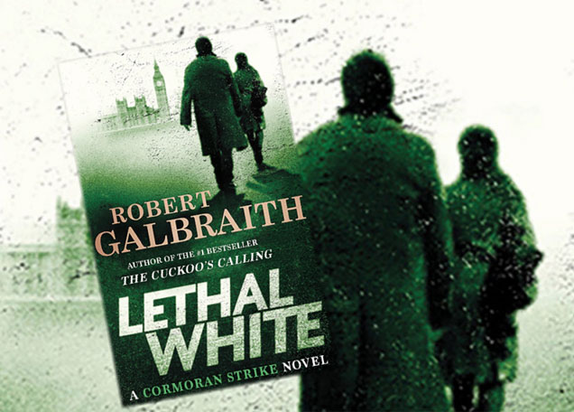 """Колибри"" купи правата за българското издание на ""Lethal White"""