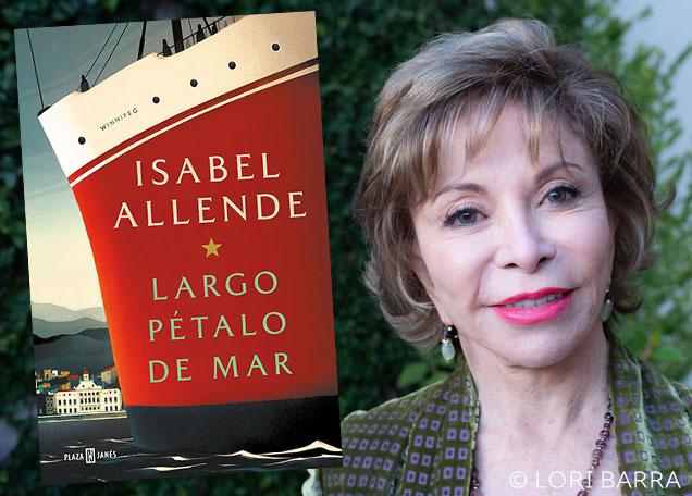 Новият роман на Исабел Алиенде се очаква през януари 2020 г.