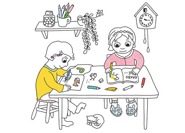 Нова детска книжка учи децата да свързват букви и звукове