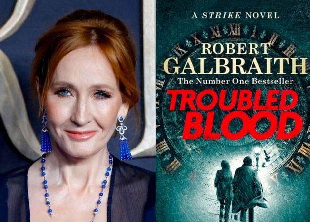 Новата книга на Робърт Галбрейт излиза у нас през февруари 2021
