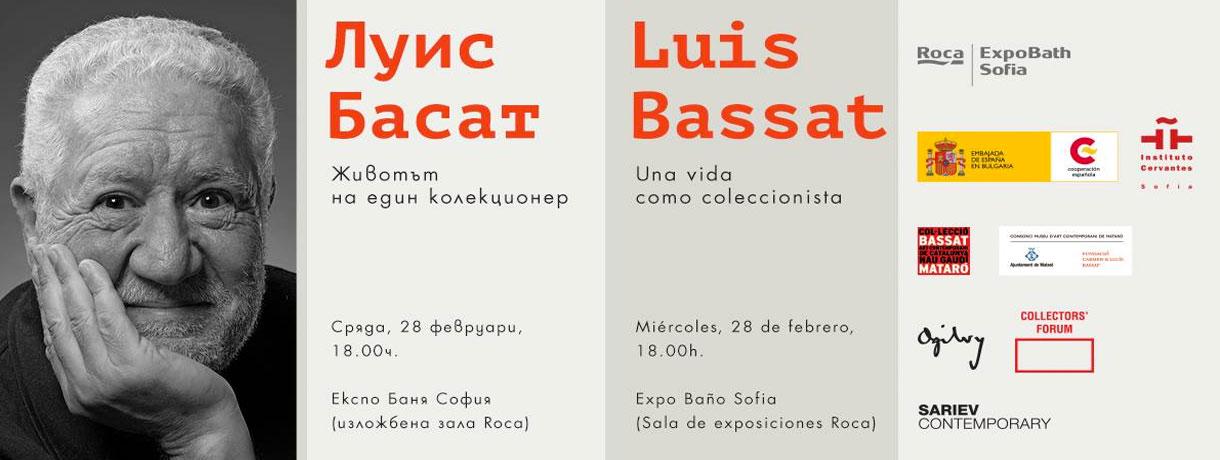 Лекция на Луис Басат / Conferencia de Luis Bassat